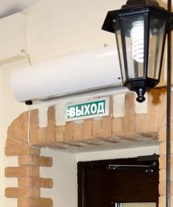 Тепловая завеса Тепломаш КЭВ-12П3042Е Оптима 300