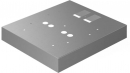 Основание для установки завесы Ballu BHC-DB-BS в Уфе