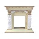Портал Dimplex Dublin арочный сланец (крем) для электрокаминов в Уфе