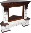 Портал Royal Flame Pierre Luxe угловой для очага Dioramic 28 FX в Уфе